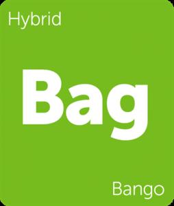 Leafly Bango hybrid cannabis strain