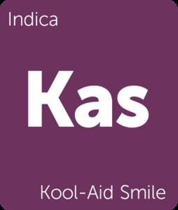 Leafly Kool-Aid Smile indica cannabis strain