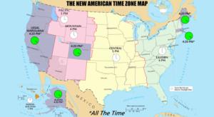 US Marijuana Time Zone