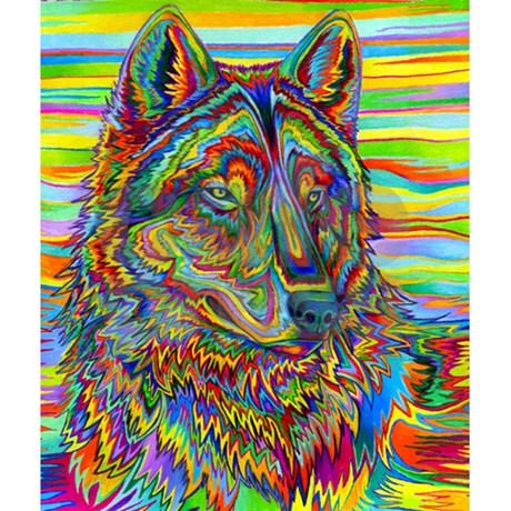 psychedelic_wolf_queen_duvet