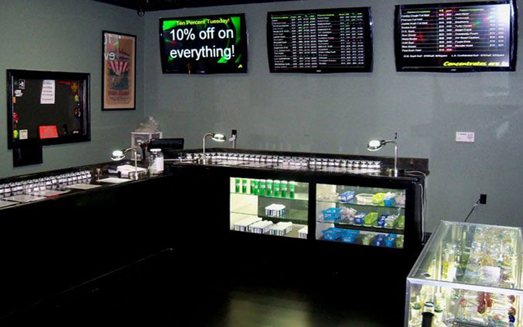 Green Cross of Torrance Medical Marijuana Dispensary in Southern California - November Leafly List
