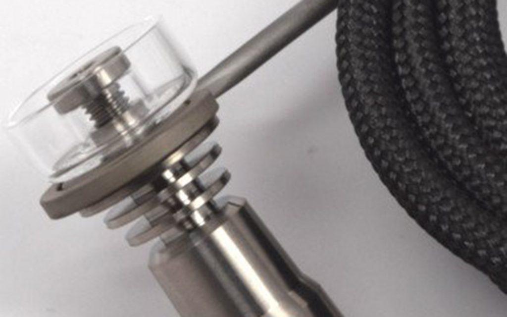 Elite-Ti Quartz Hybrid Nail from 420titanium.com
