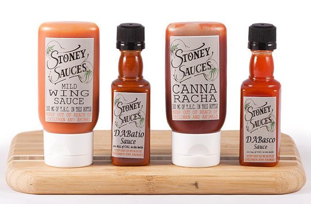 Lively up your lunch with discreetly dosed Stoney Sauces.