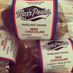 Maxx_Power_Donuts_140mg_BSE_Pre_ICO_Medical_Dispensary_donuts