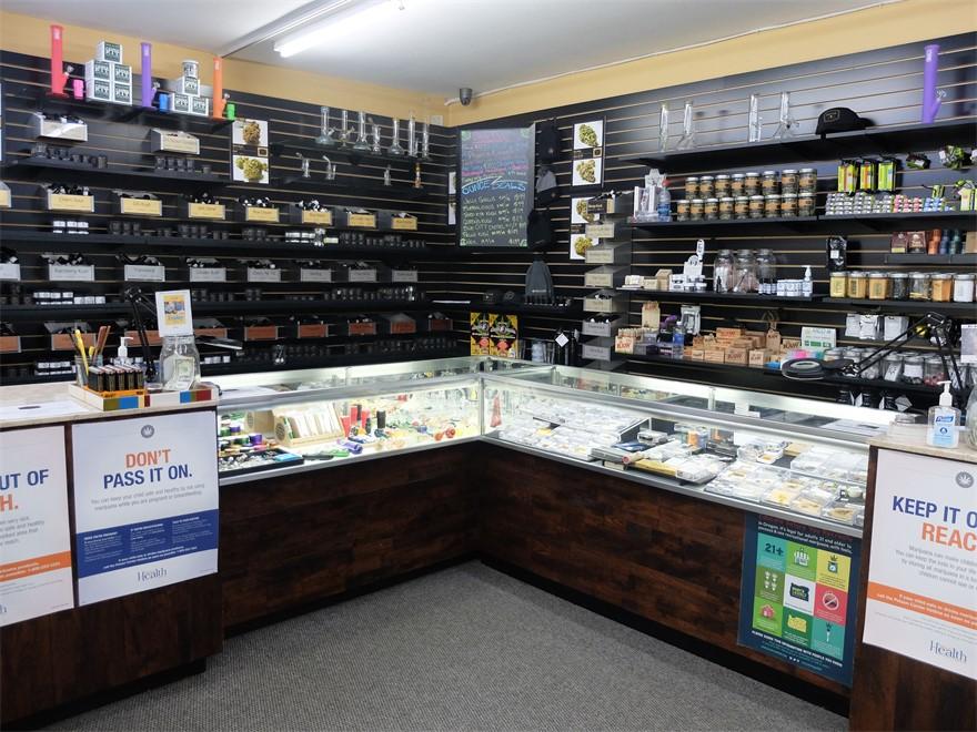 Nectar - NE Sandy Blvd medical marijuana and recreational cannabis dispensary in Portland, Oregon
