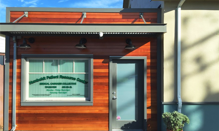 Humboldt Patient Resource Center medical marijuana dispensary in Arcata, California