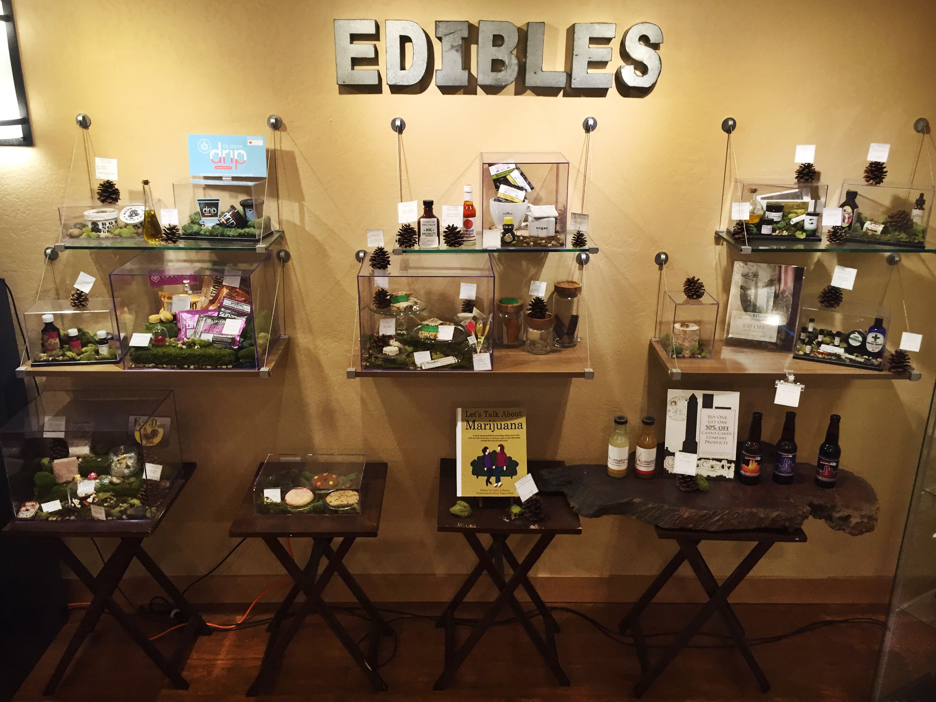 High Quality Compassion medical marijuana and recreational cannabis dispensary in Corvallis, Oregon