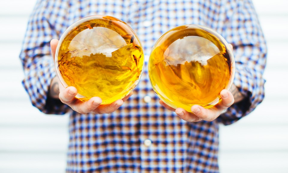 "In Photos: These ""Dragon Balls"" Contain 3,000 Grams of Pure Cannabis Oil"